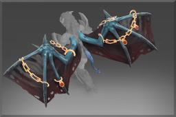 dota2 饰品交易-锁链魔翼