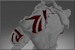 dota2 饰品交易-红雾死神纹身