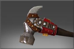 dota2 饰品交易-机械朝圣者战锤