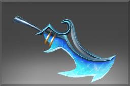 dota2 饰品交易-三重冰晶短剑
