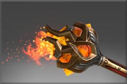 dota2 饰品交易-双面盟友的燃烧之杖