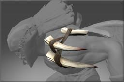 dota2 饰品交易-白骨猎手的尖牙护肩