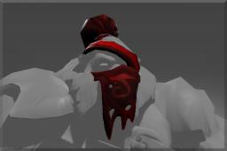 dota2 饰品交易-红雾死神面具