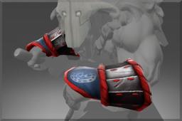 dota2 饰品交易-鬼面武者护腕