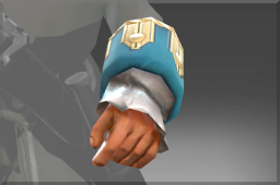 dota2 饰品交易-准将的蓬松护袖