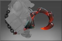 dota2 饰品交易-魔龙之钩