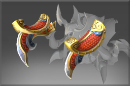 dota2 饰品交易-君王巨刃