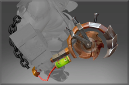 dota2 饰品交易-疗疾装甲圆锯