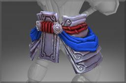dota2 饰品交易-刚硬守卫腿甲