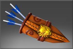 dota2 饰品交易-银月骑士的雄狮箭袋