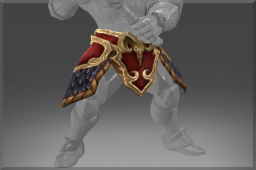 dota2 饰品交易-黩武盔甲腰带