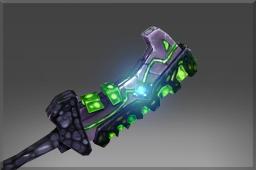 dota2 饰品交易-松绿之锤