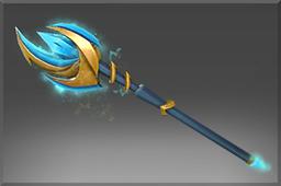dota2 饰品交易-铭刻 苍天新月魔杖