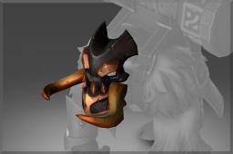 dota2 饰品交易-猩红猛兽面具