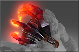 dota2 饰品交易-纯正 熔焰之爪