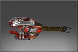 dota2 饰品交易-火炮之铸钢爪