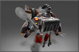 dota2 饰品交易-火炮之铸蒸汽外壳