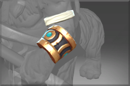 dota2 饰品交易-铭刻 雪恨卫士护腕