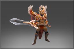 dota2 饰品交易-展翅女武神