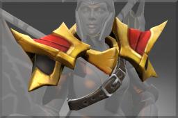 dota2 饰品交易-特典 黑熔之兵护肩