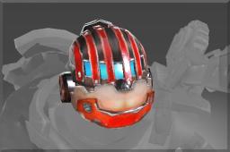 dota2 饰品交易-火炮之铸钢盔