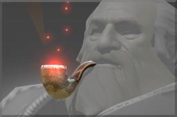 dota2 饰品交易-老船长烟斗