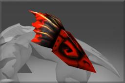 dota2 饰品交易-腥红渡鸦手套