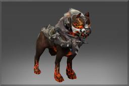 dota2 饰品交易-混沌烈犬战驹