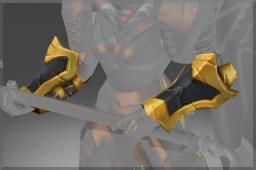 dota2 饰品交易-特典 黑熔之兵护腕