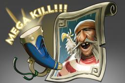 dota2 饰品交易-连杀配音:海盗船长