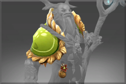 dota2 饰品交易-铭刻 丛林之父的翠绿披肩
