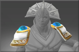 dota2 饰品交易-诸王教父的珠宝肩铠