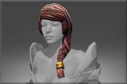 dota2 饰品交易-银月骑士发辫