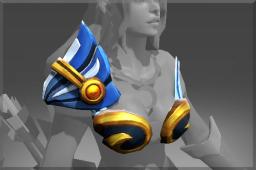dota2 饰品交易-银月骑士的沟纹护体