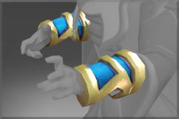 dota2 饰品交易-纯正 凝冰之炎护腕