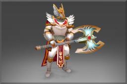 dota2 饰品交易-神圣骑士的展翅套装