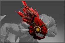 dota2 饰品交易-腥红渡鸦头巾