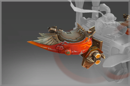 dota2 饰品交易-炮艇霸主机翼