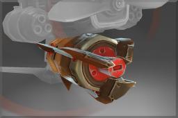 dota2 饰品交易-炮艇霸主导弹