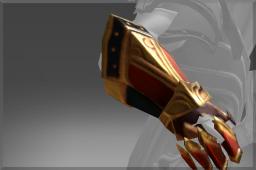 dota2 饰品交易-古龙之冠臂甲