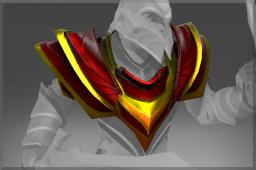dota2 饰品交易-猩红飞龙之肩
