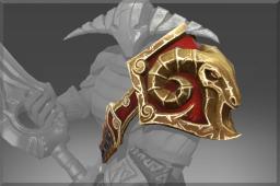 dota2 饰品交易-黩武盔甲护肩