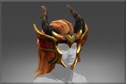 dota2 饰品交易-炎龙之盔