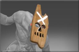 dota2 饰品交易-木制崇拜面具