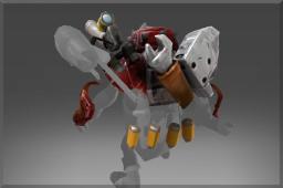 dota2 饰品交易-铭刻 战场绝阵装甲