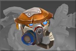 dota2 饰品交易-铭刻 战争齿轮金属面罩