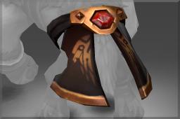 dota2 饰品交易-猩红猛兽腰带