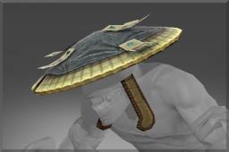 dota2 饰品交易-神秘游民的斗笠