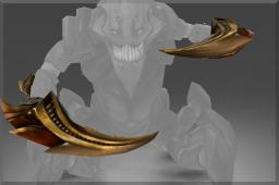 dota2 饰品交易-铁甲重械钢爪