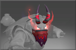 dota2 饰品交易-亲笔签名 复仇恶魔双角